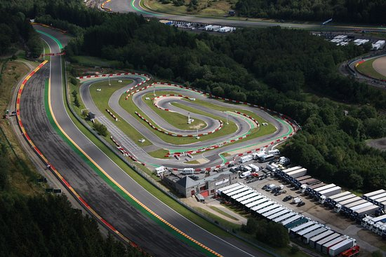 ‪RACB Karting de Spa-Francorchamps‬