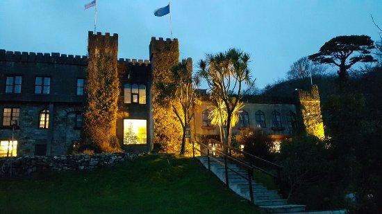 Abbeyglen Castle Hotel: 20171205_165407_large.jpg