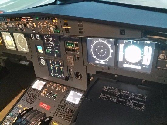 Elsterwerda, Deutschland: Fliege einen Airbus A320. Zeig was du kannst!