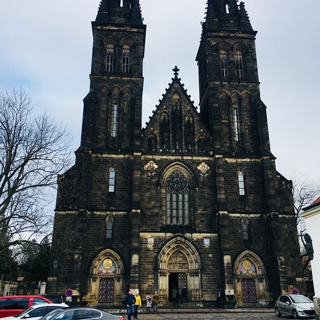Nationaal cultureel monument Vysehrad