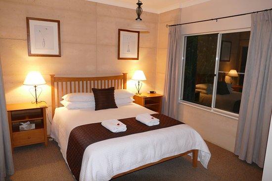 Pemberton, Australië: bedroom