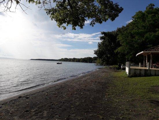 Hotel Villa Paraiso: La playa