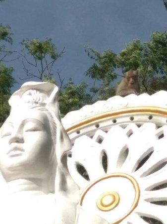 Phan Thiet, Vietnam: Ta Cu Mountain