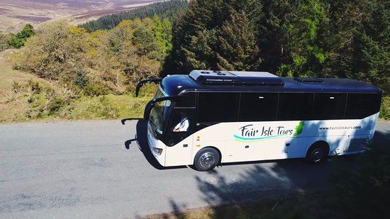 Fair Isle Tours Ltd