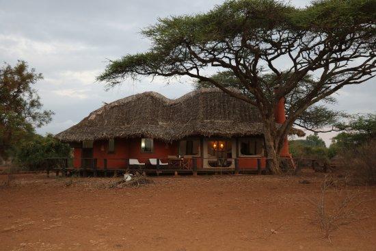 Tawi Lodge: Hut