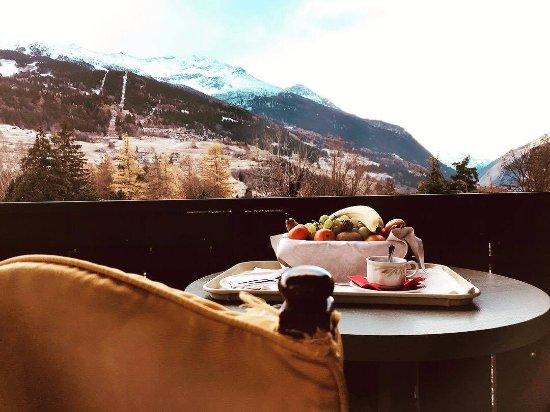 Hotel Residence Baita Clementi: Questa è potenzialmente una foto che potrete scattare anche voi o una circostanza che potrete vi