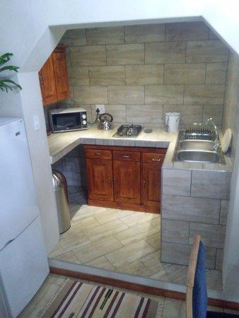 Sabie, Afrique du Sud : Sienna Suite kitchen