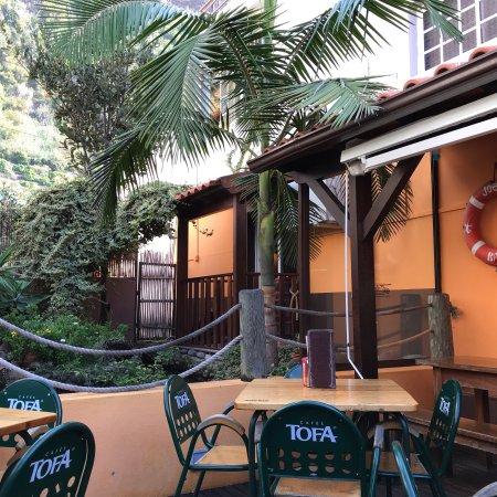 Jardim do Mar, Portugal: Wunderbare gemütliche urige Bar