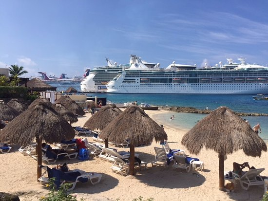 Grand Park Royal Cozumel: UPDATED 2018 Prices & Resort