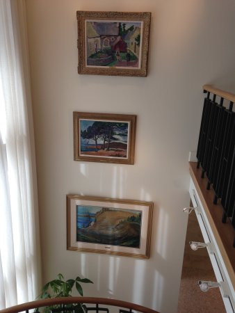 The Crombie: Emily Carr Paintings