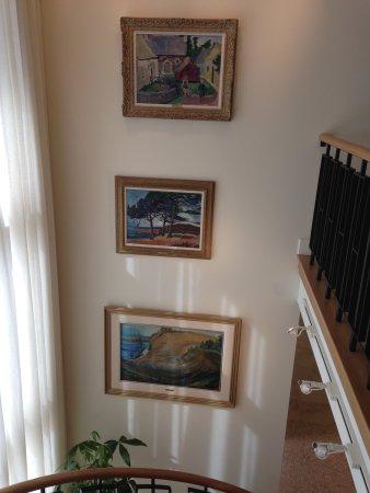 New Glasgow, Canadá: Emily Carr Paintings