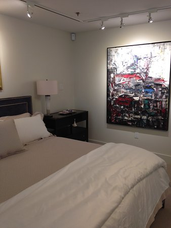 The Crombie: Art Even In The Bedroom