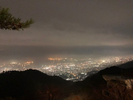 ‪‪Mt. Rokko‬: City With Million Lights ...‬