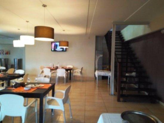Castellbisbal, Spanien: Interior restaurante