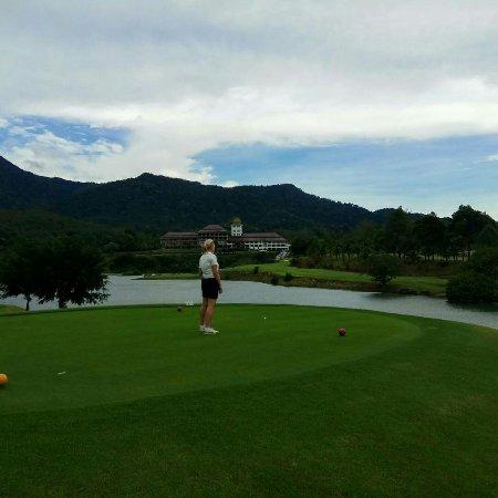 Phang Nga, Tailandia: Katathong Golf