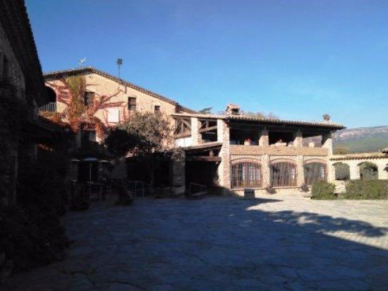 Bigues i Riells, Spain: Vista exterior