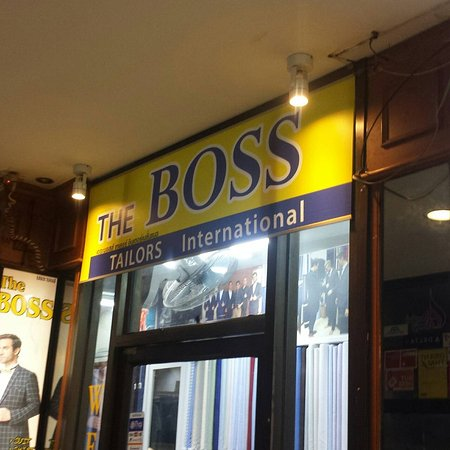 ‪The Boss Tailor International‬