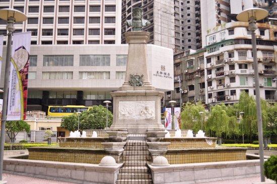 Jardim de Vasco da Gama