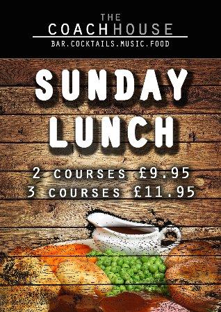 Skelmersdale, UK: Sunday lunch