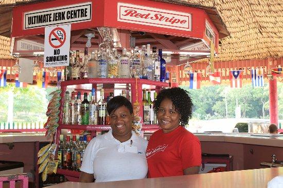 Discovery Bay, Jamajka: Wonderful service