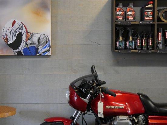 Hudson, Estado de Nueva York: Ride fast. Take risks.