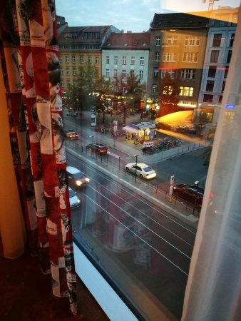 ARCOTEL Velvet: La vetrata della camera