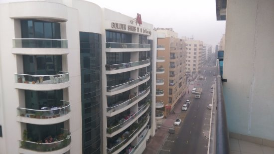 Golden Sands Hotel Apartments Photo