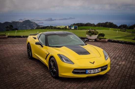 Corvette Stingray Cabriolet 95 1 Hora 396 1 Day Picture