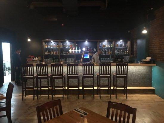 Mexi's: Bar area
