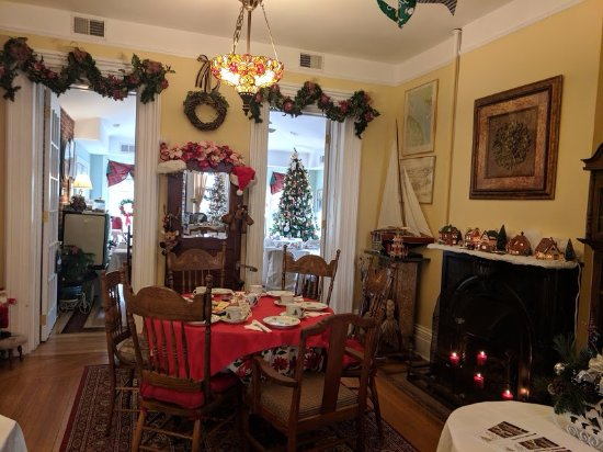 Haverstraw, Νέα Υόρκη: Holiday Tea