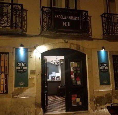 Clube de Jornalistas: photo1.jpg