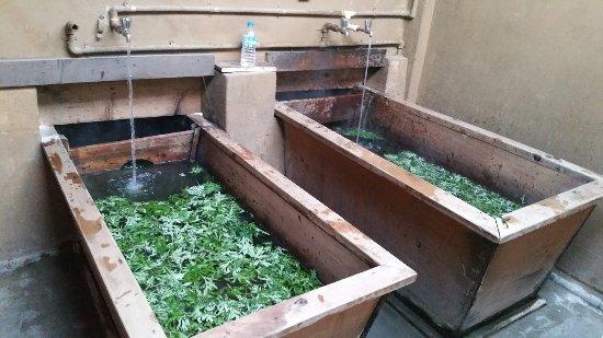 Bagdogra, Indien: Hot Stone Bath