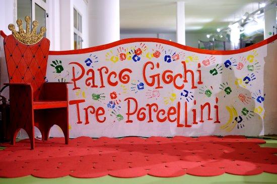 Parco Giochi Tre Porcellini: dettagli parco
