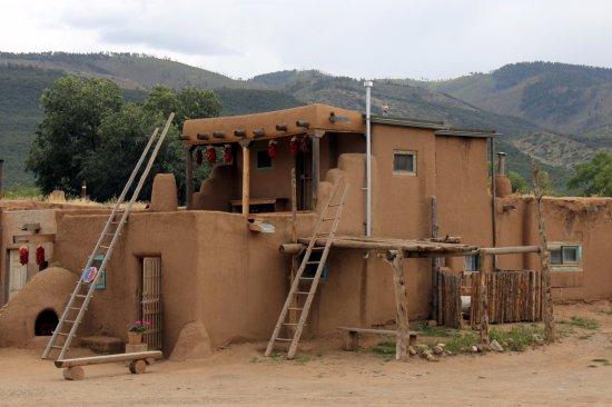 Taos Pueblo: Nice Place to Live