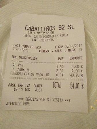 Restaurante Los Caballeros: IMG_20171206_163344_696_large.jpg