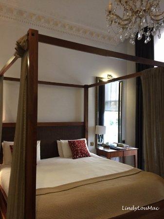كومودور هوتل: Bedroom