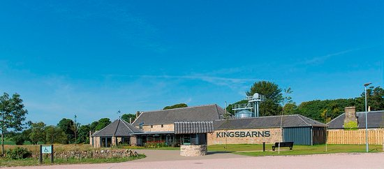 Kingsbarns Distillery and Visitor Centre