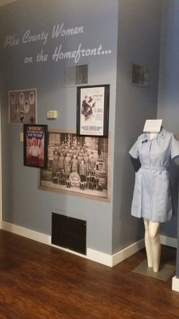 Pittsfield, IL: Pike County Women on the Homefront