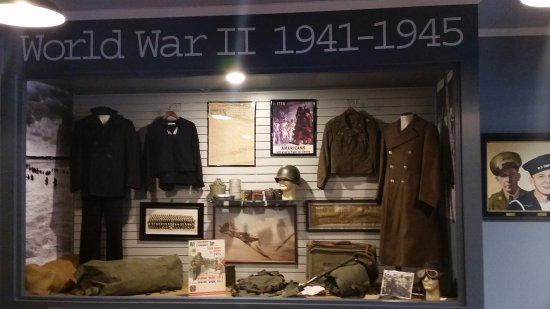 Pittsfield, إلينوي: World War II