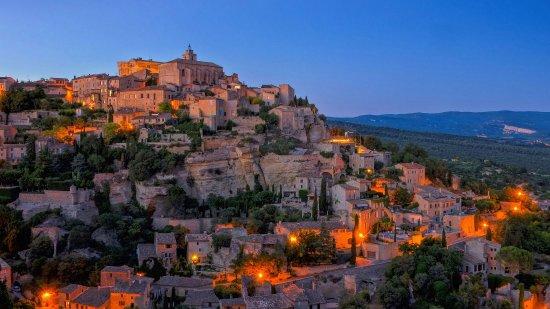 Luberon, France : La magia Gordes e ...