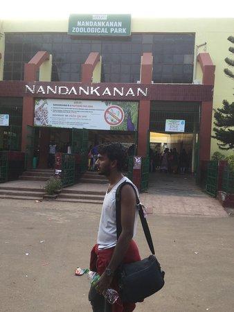 Nandankanan Zoological Park : Nandnkanan zoological park