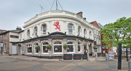 Red lion hotel luton reviews photos price comparison tripadvisor for Hotels in luton with swimming pool