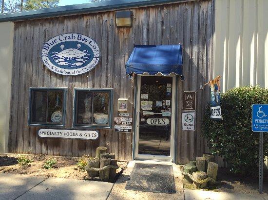 Melfa, VA: Shop entrance