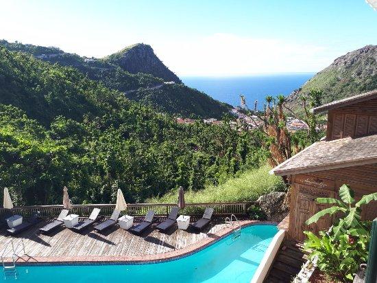 Queen's Gardens Resort & Spa: view from room