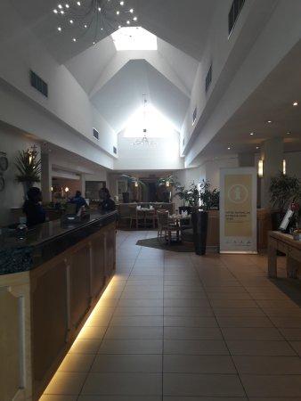Germiston, Южная Африка: Recepción