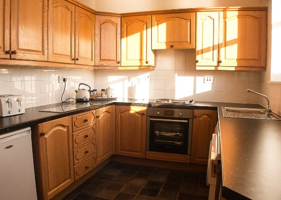 Drummore, UK: Lightkeeper's Cottage Kitchen