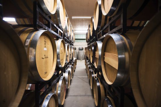 Paso Robles, CA: Custom-made French oak barrels are one way we distinguish our wines.
