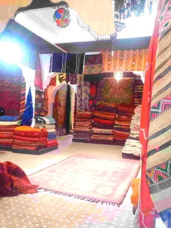 Art Berber Shop Tangier