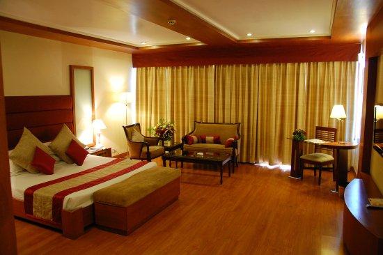 Shivalik View: Deluxe Room