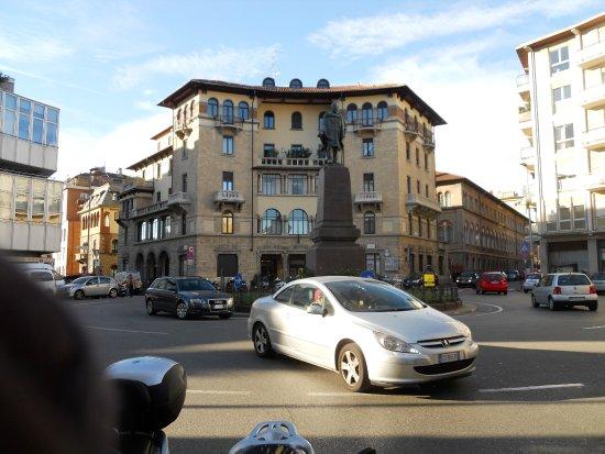 Province of Bergamo, Ιταλία: Il caos del traffico